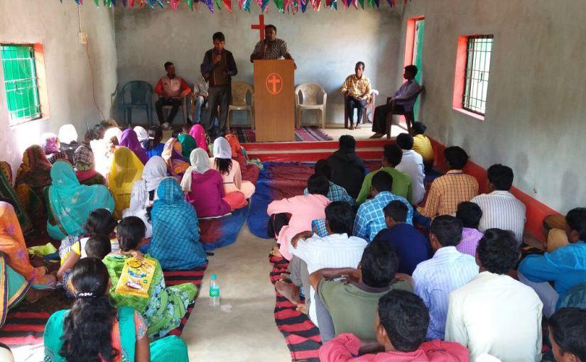 «Living Bread of India Ministries» with Sevak Nagin inOrissa